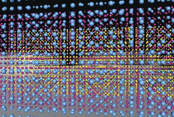 v7000 dot pattern photo